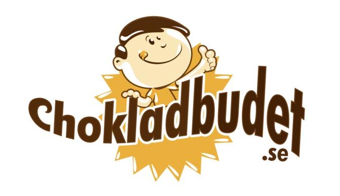 Logga för Chokladbudet