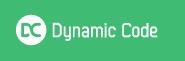 Logga för Dynamic Code