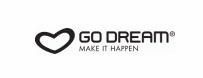 Logga för Go Dream