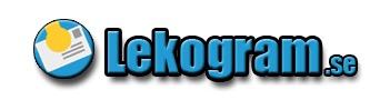 Logga för Lekogram