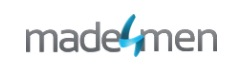 Logga för Made4men