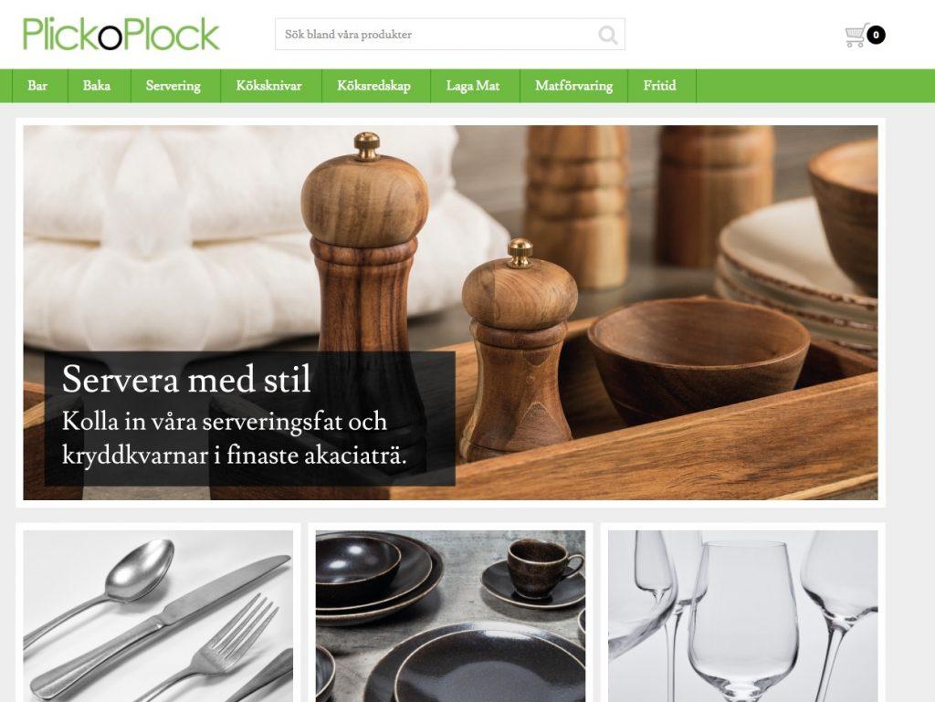 plickoplock webbplats