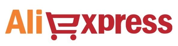 Logga för AliExpress