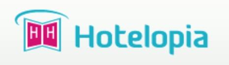 Logga för Hotelopia