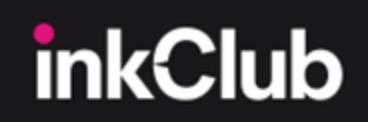 Logga för InkClub