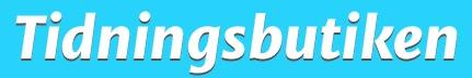 Logga för Tidningsbutiken