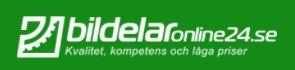 Logga för Bildelaronline24