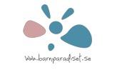 Logga för Barnparadiset