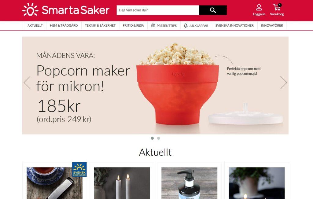 smartasaker butik