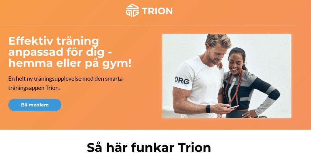 trion butik