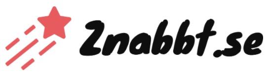Logga för Znabbt